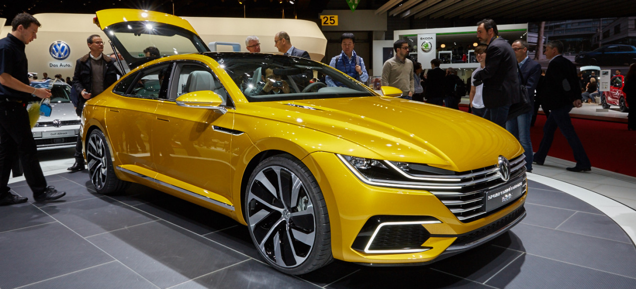premiere in genf 2017 der vw arteon kommt passat cc wird zum vw arteon vau max inside vau. Black Bedroom Furniture Sets. Home Design Ideas