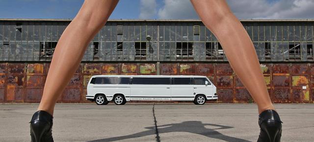 Der L 228 Ngste Vw T3 Bus Der Welt Vw Bulli Als Umbau Zur