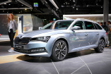 Superb mit Stecker: Skoda Superb Plug-in-Hybrid ab 41.590 Euro