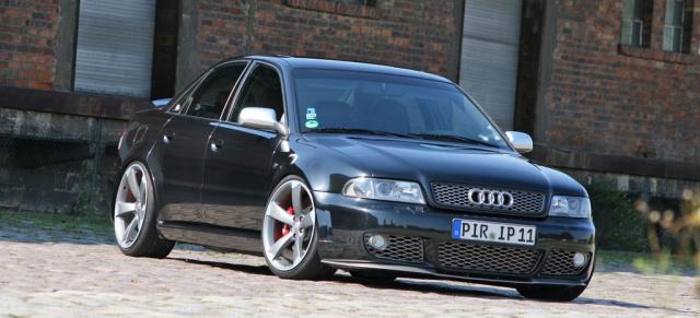 Breitensport Das Etwas Andere Audi Rs4 Tuning