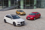 Happy Birthday Audi A3: 20 Jahre Audi A3 Produktion