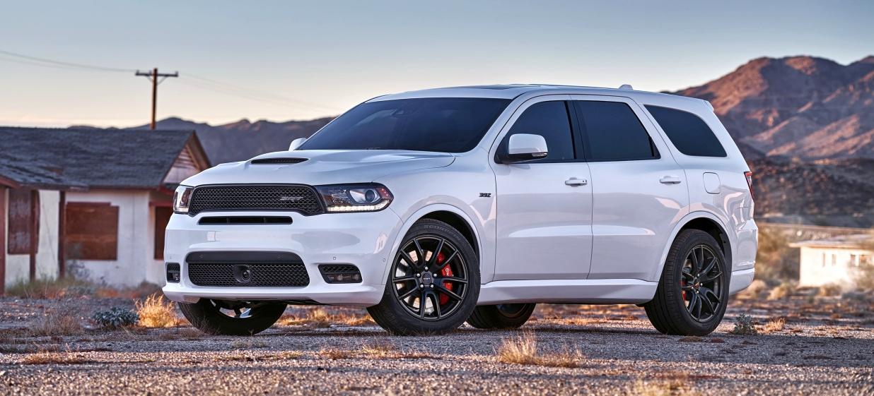 Neuer Dodge im full-size SUV-Segment : Schnellster ...