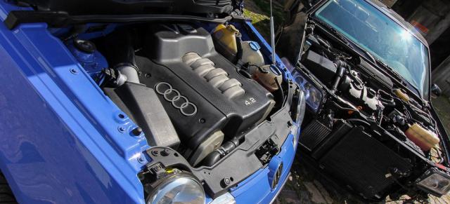 Gestort Aber Geil Vw Lupo V8 Audi A8 1 2 Tdi Und 2 Liter Lupo