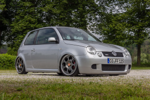 Little Lupo ganz in low:  2002er VW Lupo GTI dezent veredelt