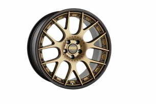 "Titelverteidigung in der Kategorie ""Aftermarket"": BBS gewinnt den 3. World Wheel Award"