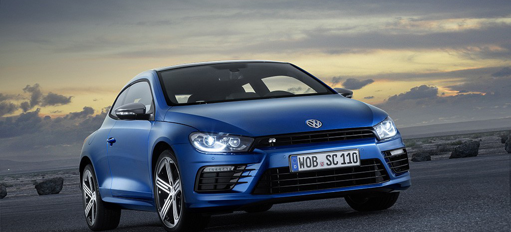 VW Scirocco Facelift 2014 - Top oder Flop?: Golf-Gene für den Scirocco - VAU-MAX-Inside