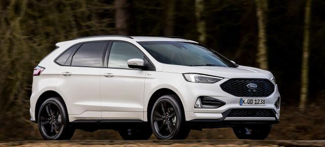 genfer autosalon 2018 ford edge facelift mit zahlreichen. Black Bedroom Furniture Sets. Home Design Ideas