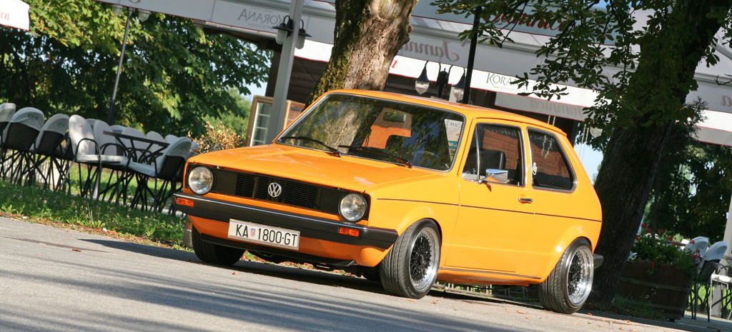 Volvo Of Orange County >> Orange County Golf: Golf 1 mit Golf 3 Tuning Herz und ...
