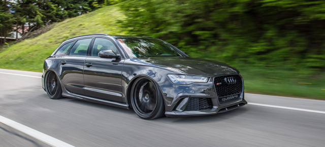 Pampersbomber From Hell Gepfefferter Voll Carbon Audi Rs6