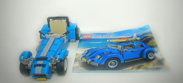 Autotuning Fur Kreative Profis Lego Fan Baut Caterham Aus Vw Kafer