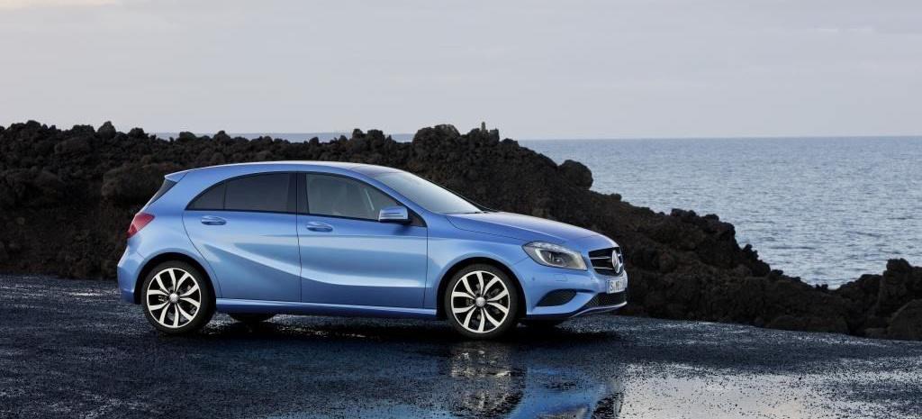 Das kostet die neue mercedes a klasse ab soll for Mercedes benz bank login