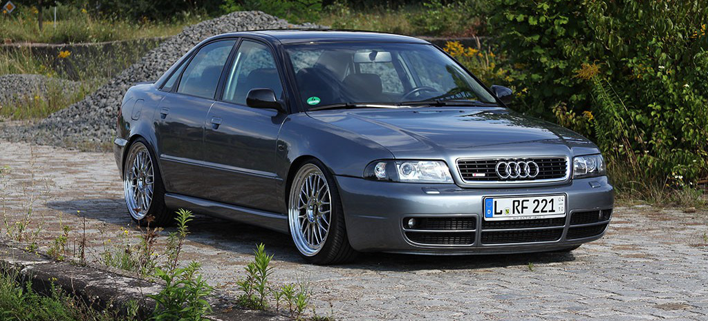 Audi A4 1.8t Tuning >> VIDEO! Audi Up-to-Date Audi A4 1,8T Tuning: Erstmals mit Video zum Auto der Woche! Powered by PS ...