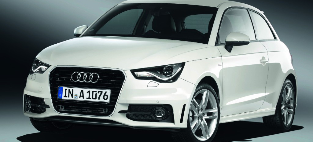 audi a1 mit 185ps a1 top version steht in paris berraschen uns die ingolst dter in paris mit. Black Bedroom Furniture Sets. Home Design Ideas