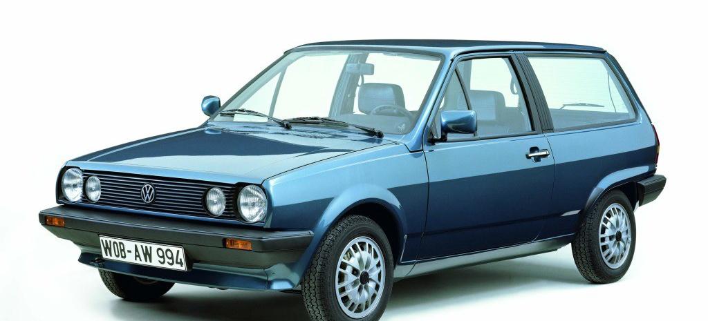 Runder Geburtstag 30 Jahre Vw Polo 2 Vor 30 Jahren Kam