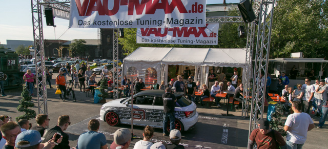 1. VAU-MAX.de TuningShow 2015: So war die Premiere des VAU-MAX Events in Hattingen