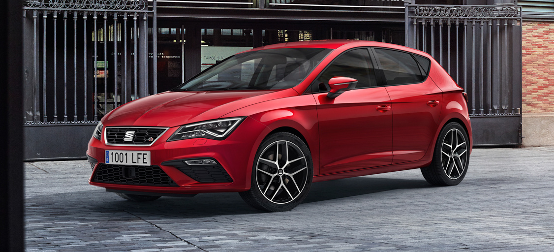 dezentes facelifting f r den seat leon 2017 so verfeinert seat den leon vau max inside. Black Bedroom Furniture Sets. Home Design Ideas