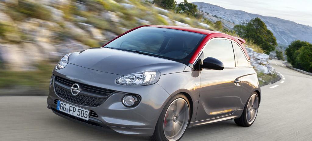 Premiere in Paris: Opel ADAM S geht mit 150 PS an den Start: 1,4-Liter-Turbo und Performance-Chassis im ADAM S - VAU-MAX-Inside