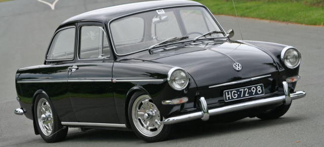 The Nos Is Back Vw Typ 3 1500s 1964er Vw 1500 S Im