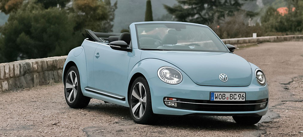 Eine Frage des Charakters das VW Beetle Cabriolet (2013 ...