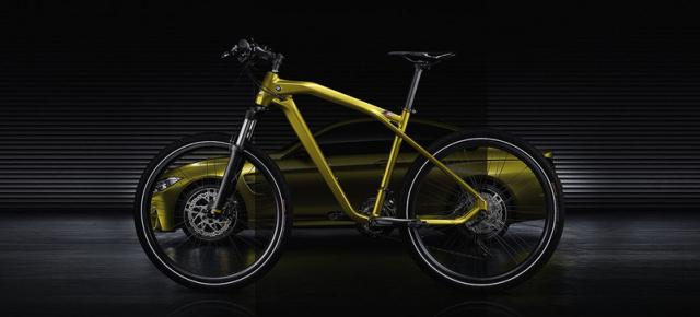 Turbo BMW Cruise M-Bike Limited Edition : Das Fahrrad für echte BMW-Fans XG82