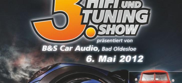 6 mai 3 auto hifi und tuning show bei b s car audio in bad oldesloe die auto hifi. Black Bedroom Furniture Sets. Home Design Ideas