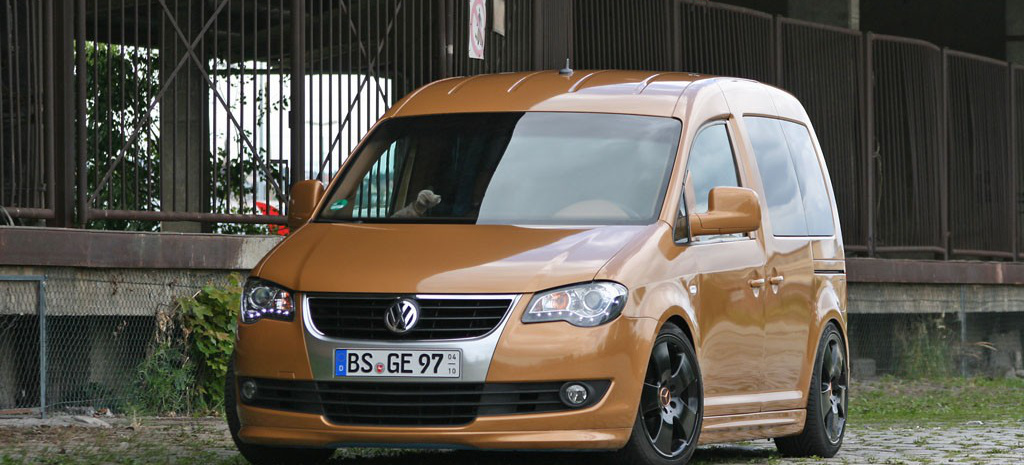 im zweiten anlauf life tuning 2005er vw caddy tdi ein. Black Bedroom Furniture Sets. Home Design Ideas