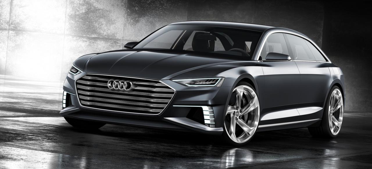 Wird Das Der Audi A9 Avant Genf 2015 Audi Prologue