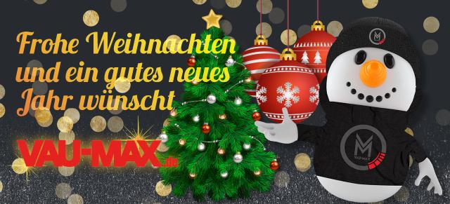 Jetzt heißt es Runterschalten und Weihnachten genießen: VAU-MAX.de ...