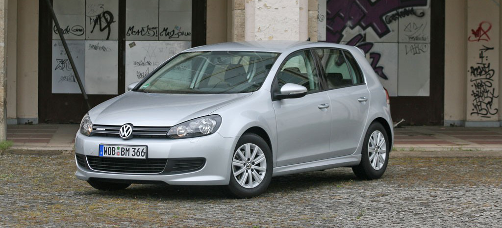 im test vw golf 6 bluemotion der doppelsparer 2011. Black Bedroom Furniture Sets. Home Design Ideas