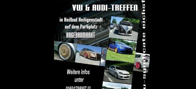 Das Eichsfeld Ruft 8 Vw Amp Audi Treffen Des Vw Yndicate Eichsfeld Besitzer Einer Vau Max De