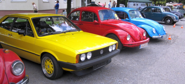 3. Beastie Bug-In 2010 - Käfer meets US-Car: