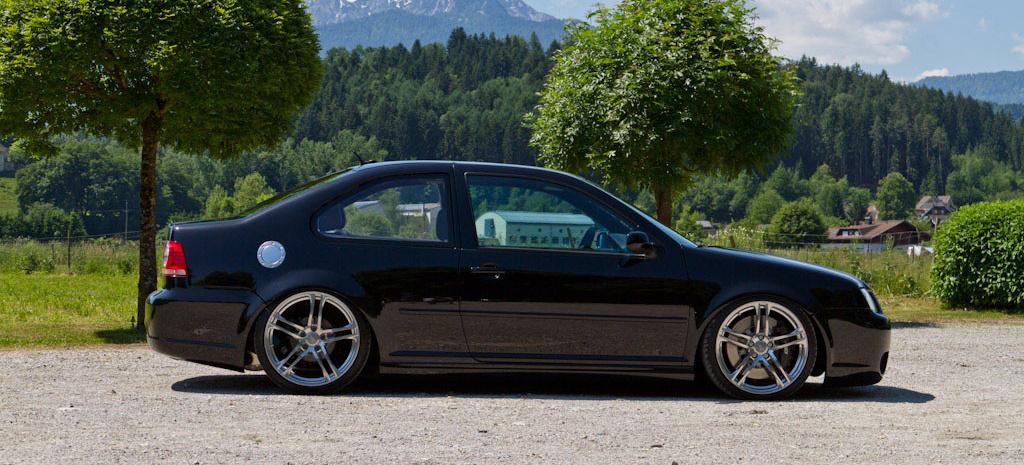 Der Coup mit dem Coupé VW Bora Coupé/Golf 4 Stufenheck ...