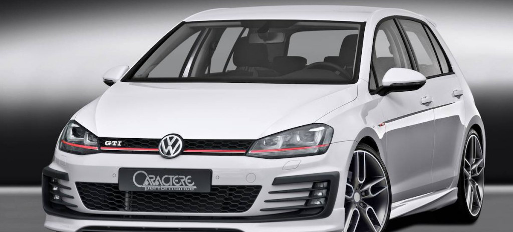 vw golf 7 gti tuning muss das wirklich sein charakterlos. Black Bedroom Furniture Sets. Home Design Ideas