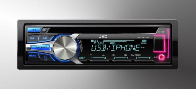 JVC KD-R751 RECEIVER WINDOWS 8