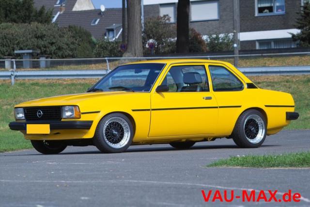 Lack Amp Leistung Im Ascona B 81er Opel Ascona B Mit