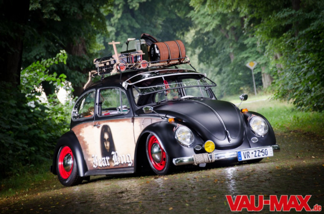 Fear Bug Vw K 228 Fer Im Hod Rod Custom Mix Vom Golf Zum