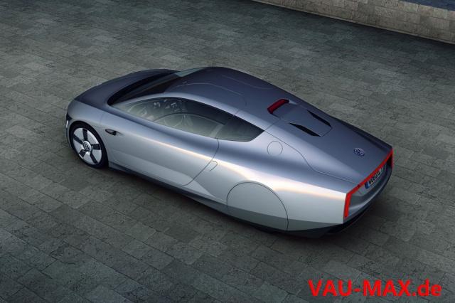 xl1 volkswagen versucht sich weiter am 1 liter auto und stellt dritte generation vor. Black Bedroom Furniture Sets. Home Design Ideas