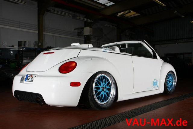 suicide speedster new beetle cabrio mit selbstm rdert ren. Black Bedroom Furniture Sets. Home Design Ideas