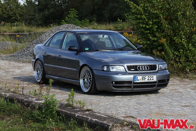 Video Audi Up To Date Audi A4 1 8t Tuning Erstmals Mit