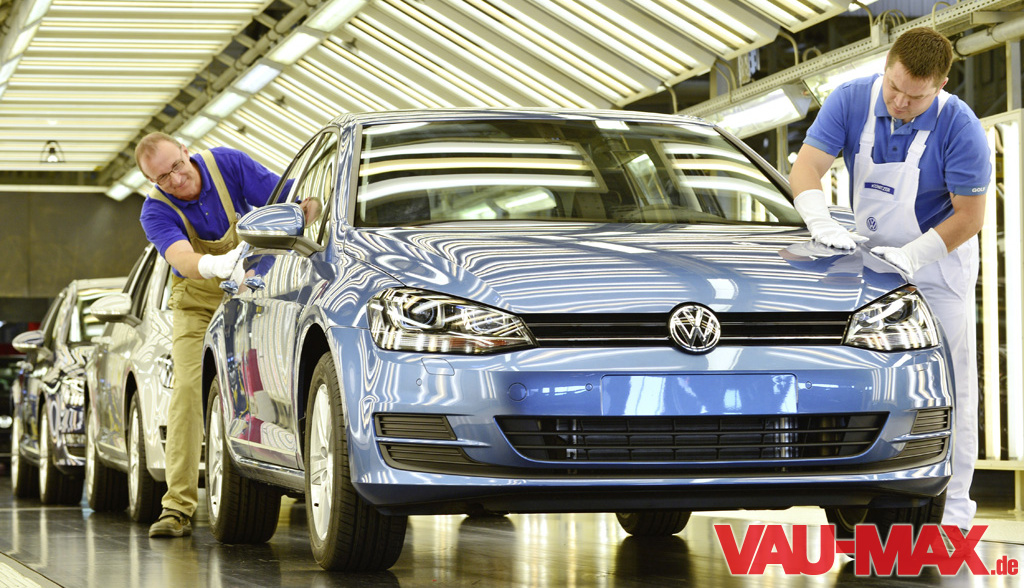 Volkswagen streicht einen Fünftel seiner deutschen Jobs | HZ