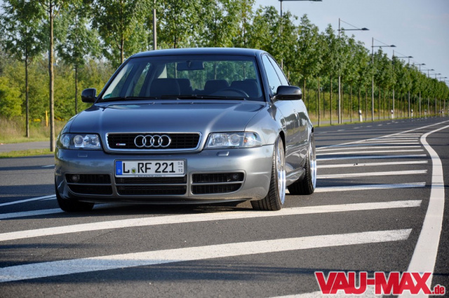 video audi up to date audi a4 1 8t tuning erstmals mit. Black Bedroom Furniture Sets. Home Design Ideas