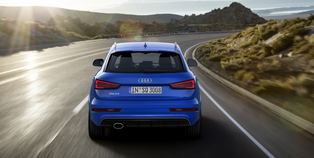 Leistungsplus Audi Rs Q3 Performance Mit 367 Ps News Vau Max