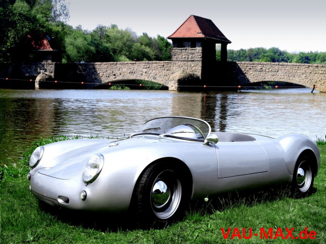 Porsche 550 Spyder Als Kit Car Auf K 228 Fer Basis