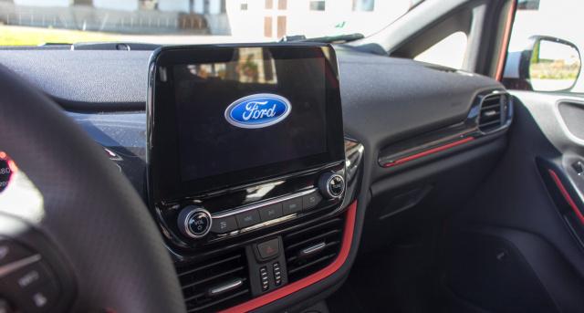 Vau Maxde Kompakt 2017er Ford Fiesta St Line Im Fahrbericht Vau