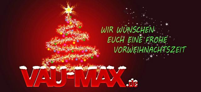 Der VAU-MAX.de Adventskalender - 4. Dezember: Jeden Tag eine neue ...