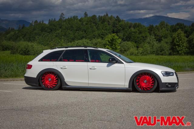 196 U 223 Ere Werte Audi A4 Allroad Gnadenlos Auf Den Asphalt