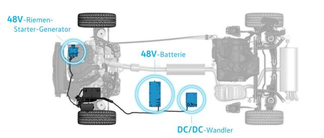 3 in 1 mild hybrid system wird neuer standard e motor f r. Black Bedroom Furniture Sets. Home Design Ideas