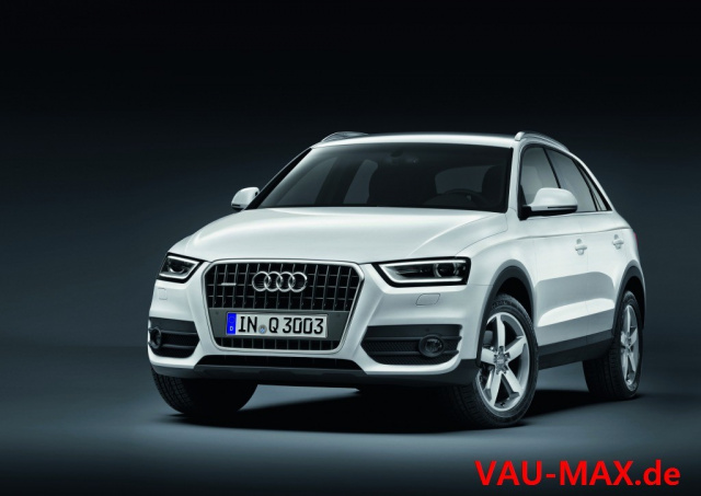 der neue audi q3 audi auf tiguan basis erste bilder und. Black Bedroom Furniture Sets. Home Design Ideas