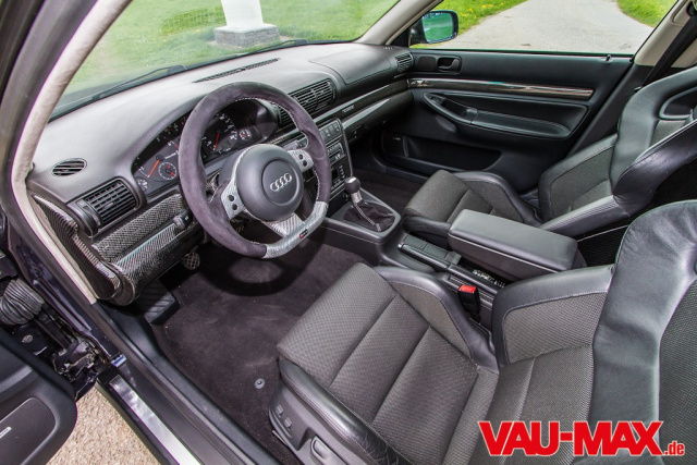 do it yourself audi rs4 look an supertiefer b5 limousine. Black Bedroom Furniture Sets. Home Design Ideas