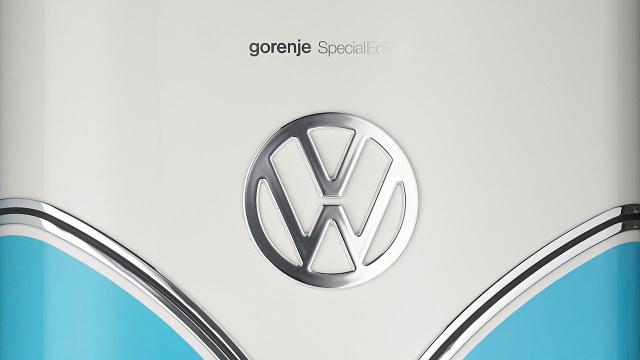Gorenje Kühlschrank Vw Design : Goreje obrb bl kombi kühlschrank l a frei stehend